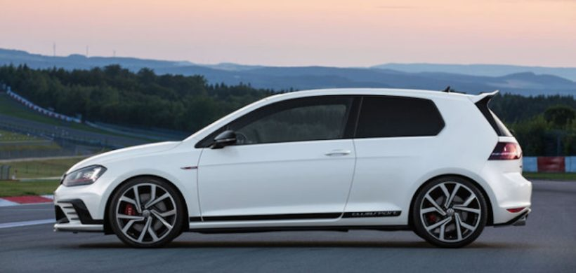 305-HP Volkswagen GTI Clubsport S Coming to Worthersee