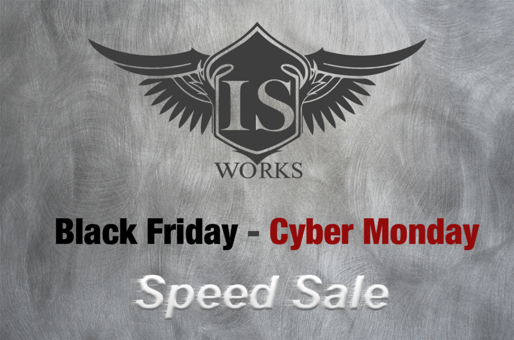 IS Works Black Friday Sale