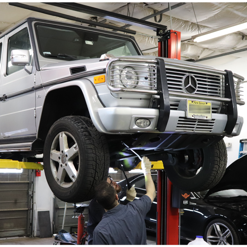 Mercedes Benz Service Point Pleasant Nj