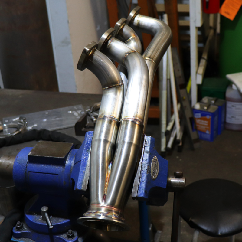 Custom Fabrication at Island Sport Works | Headers | Exhaust |