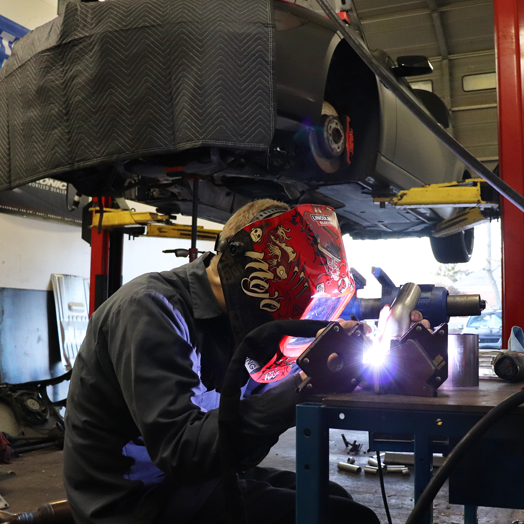fabrication services at island sport works